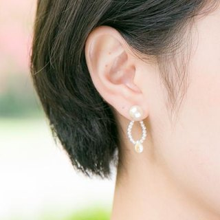 Sizuku Pierce WHITE