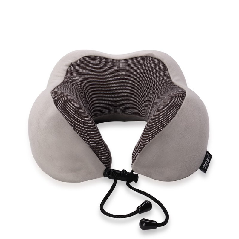 Murmur travel neck pillow - Wenqing gray | U-shaped neck pillow recommended (with storage bag)