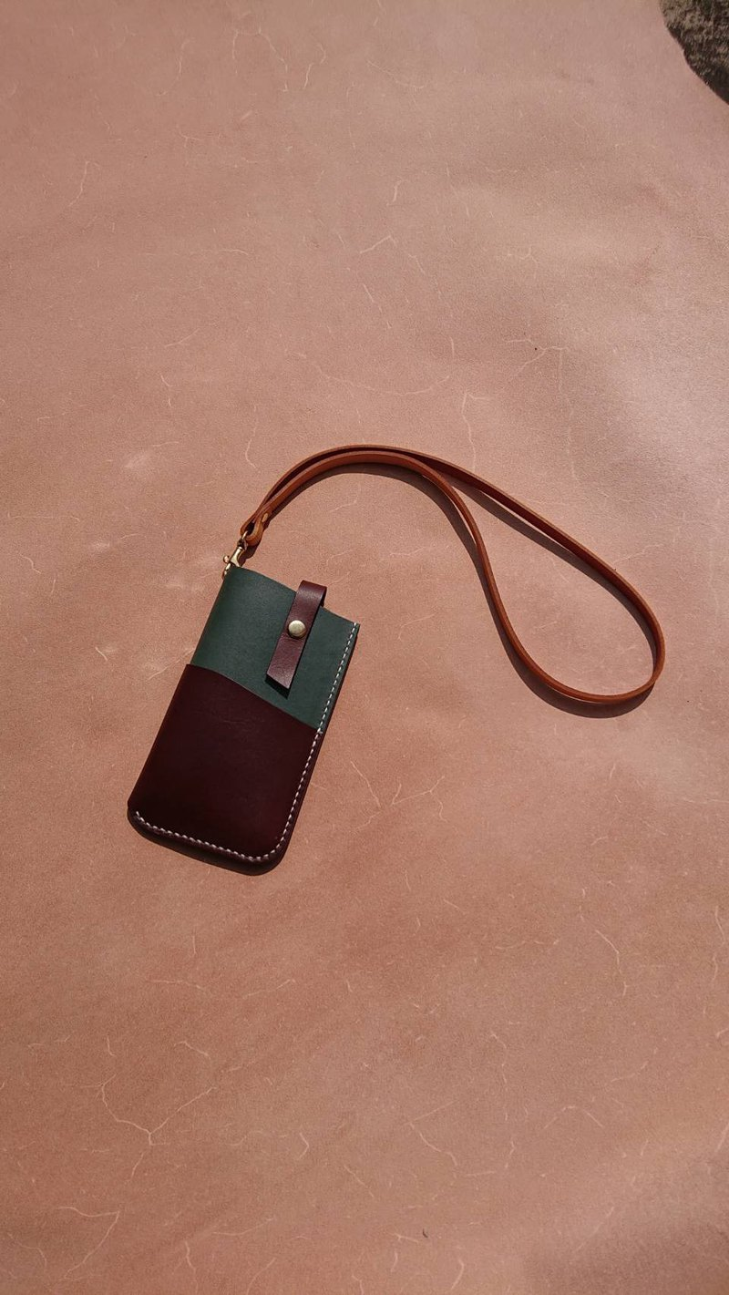 19.05 design X Charlie Pull-out mobile phone case