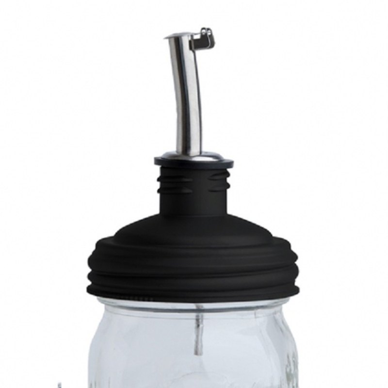 ADAPTA-Mason tank narrow mouth nozzle cap (to be used with narrow-mouth cans)