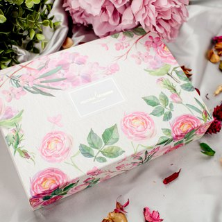 Free shipping 2018 Mid-Autumn Festival reunion tea ceremony biscuit gift box to buy 10 boxes to send 1 box