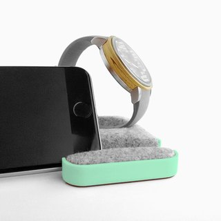 Unique multifunctional tray, Watch stand, Smartphone stand, Smart phone stand