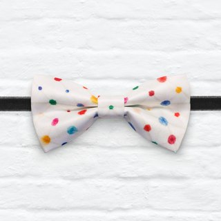 Style 0275 Modern Boys Bowtie, Toddler Bowtie Toddler Bow tie, Groomsmen bow tie, Pre Tied and Adjustable Novioshk