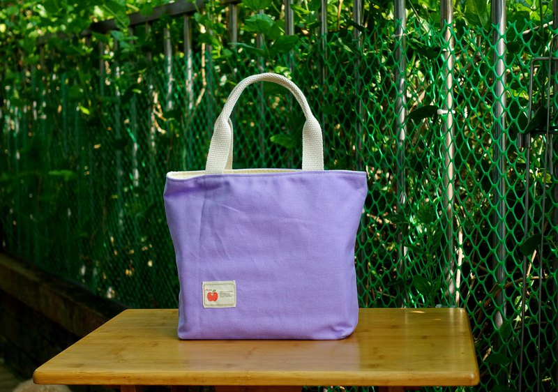 Lotus lotus purple handbag running around (small, S-size)