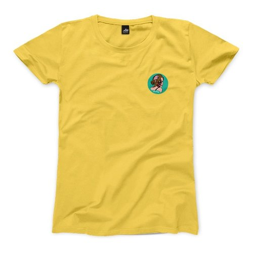 Small paisiaaaaa - yellow - Women T-shirt