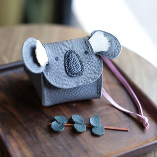 Imperial rice ball koala animal stereo wallet