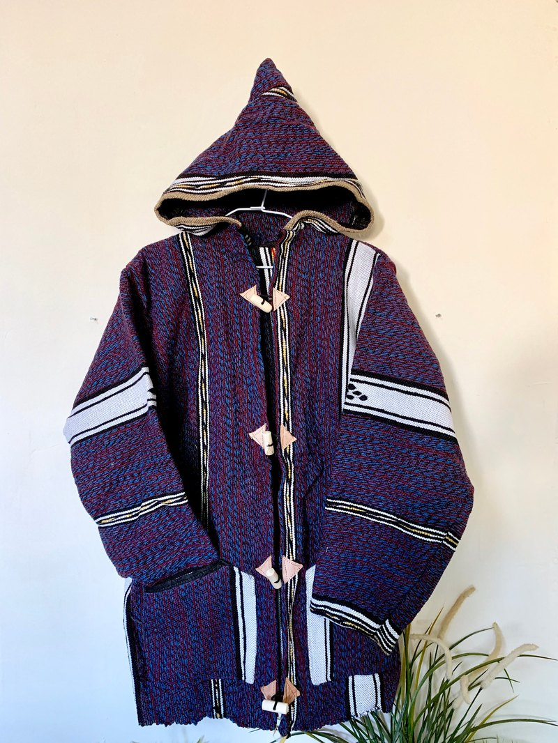 Moroccan tribal shepherd coat Sarah Galaxy