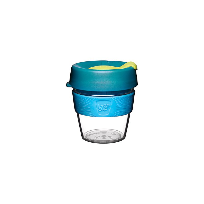 KeepCup Clear S - Ozone