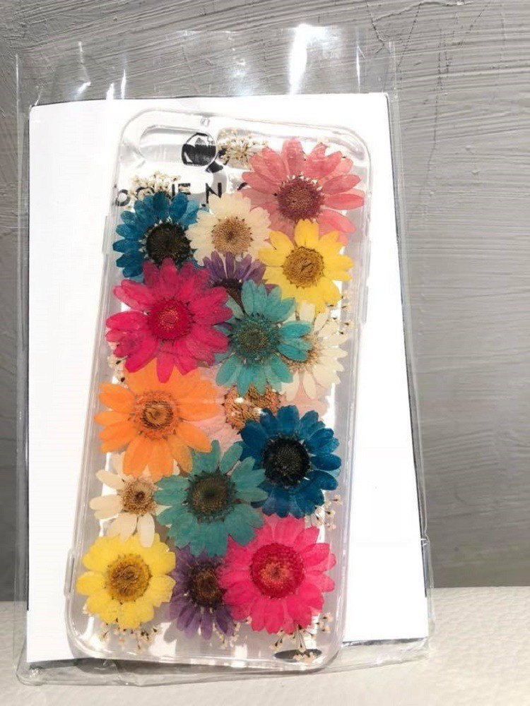 SALE: Pressed Flower Phone Case for Iphone 7 or 8