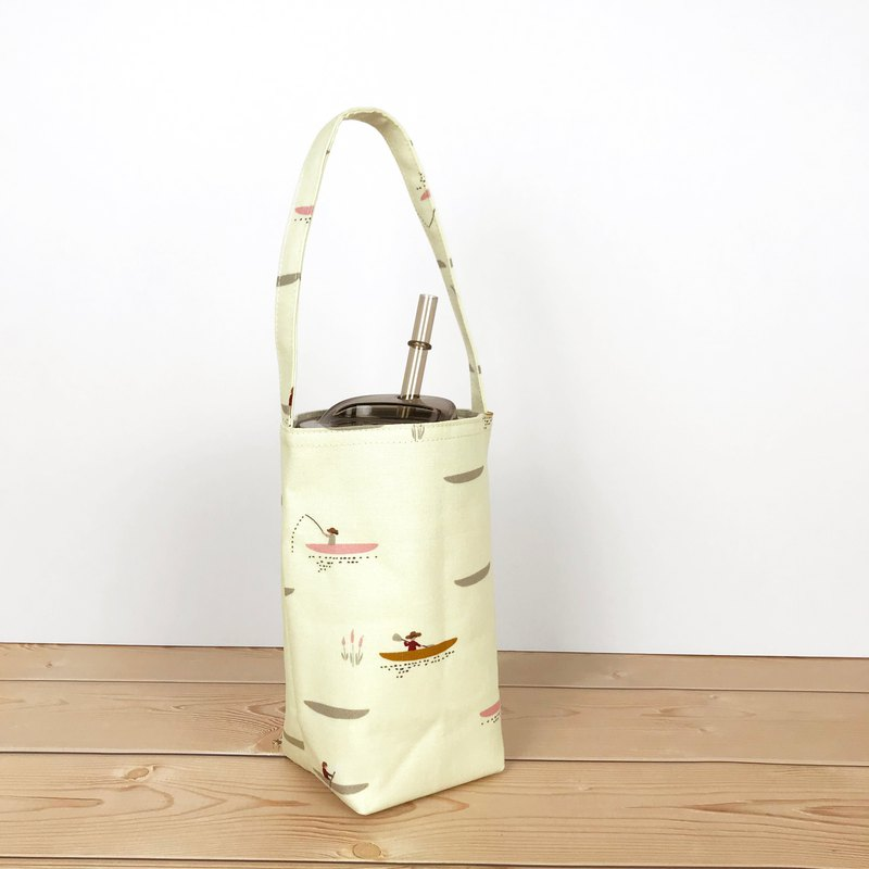 Small boat drink bag water bottle bag