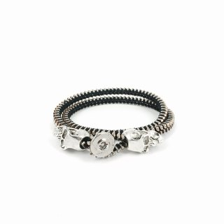Special Collection - metal chain skeleton rope rope bracelet