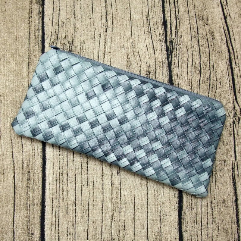 Large Zipper Pouch, Pencil Pouch, Gadget Bag, Cosmetic Bag (ZL-69)