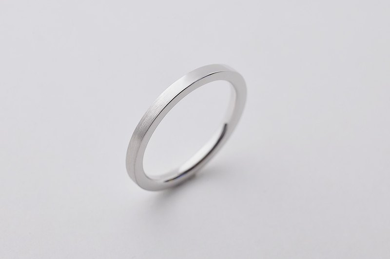 【Silver925】Yours_Flat : ring