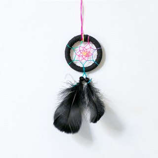 Dream Catcher Mini Edition (5cm) - Rainbow of the Night (Colored Gradient Line) - Exchange Gifts