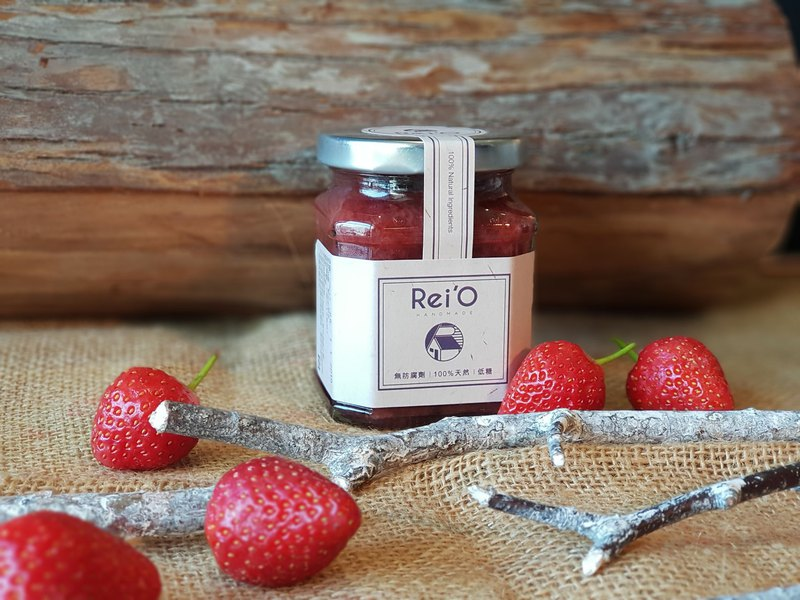 Rei'O Leo Jam House - Perfume Strawberry (sold out)