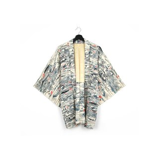 Back to Green-Japan brings back Yuki Street View/vintage kimono