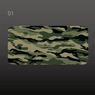 Wild Fun Camouflage Wind - Customized Painted Action Power 01