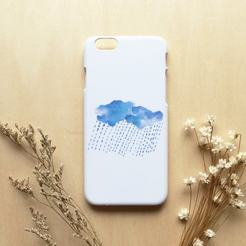 One raining day. Matte Case( iPhone, HTC, Samsung, Sony, LG, OPPO)