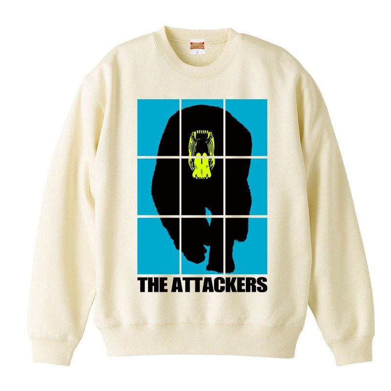 [Sweat] THE Attackers [Blue]