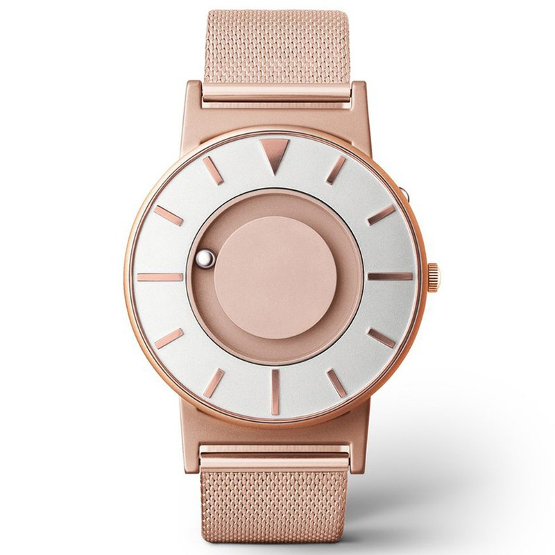 The British Museum's first tactile watch EONE Bradley - Gold Series - Rose Gold