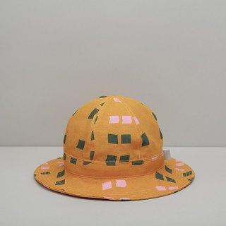 Reduce the simple fisherman hat / kite orange