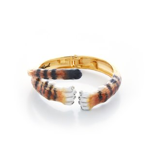 African Baby Tiger Bangle