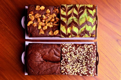 [Mr. Takamatsu handmade brownie monopoly] 10 kinds of combinations ☆ double fight brownie