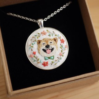 Exclusive orders - dog embroidery accessories (Steffy)