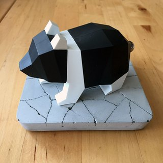 Origami Zoo Series Anti-White Bear Limited Edition