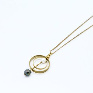 Ocean Planet Pearl Elegant Necklace