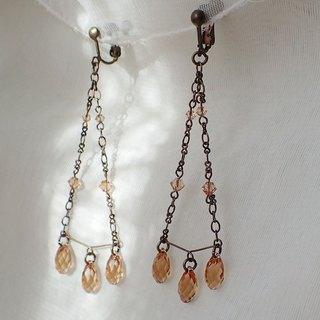 Lightup workshop - classic, earrings with SWAROVSKI ELEMENTS