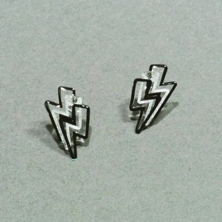 Ghost - Ray Earrings