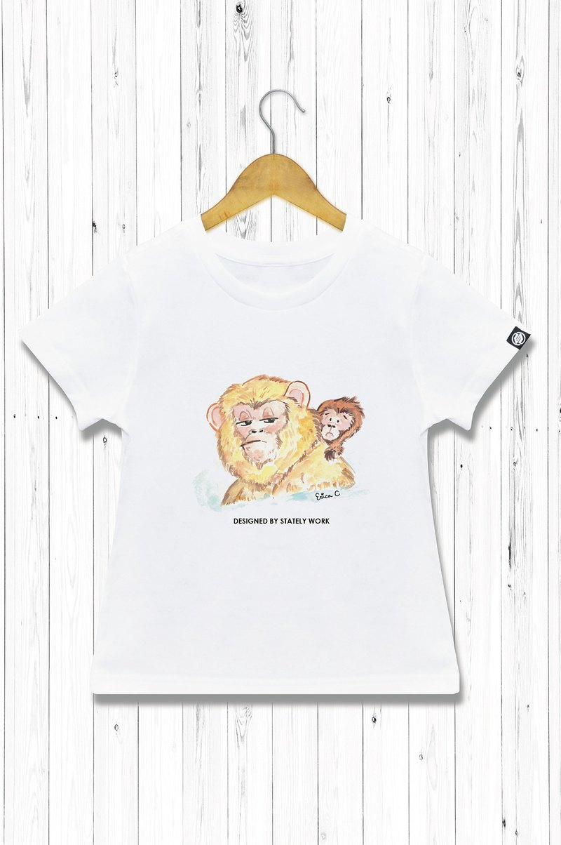 STATELYWORK Disgusting Zodiac - Monkey - Men's and Women's White T-Shirt