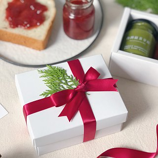 Fruit man │ luxury jam gift box [two into] Mid-Autumn Festival gift box teacher's day gift box