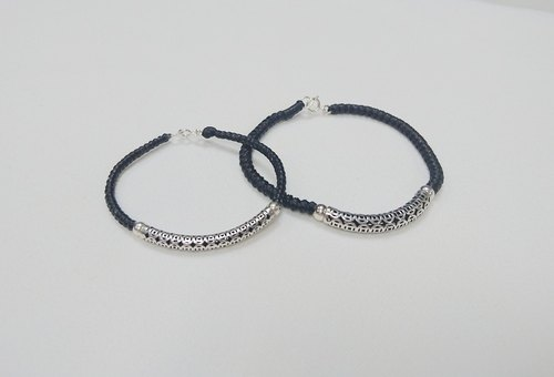 925 sterling silver couple on the chain Gui secret to the chain bracelet preferential group (2 into) Lucky coins bracelet