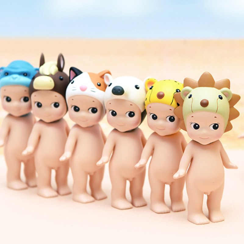 Sonny Angel│Classic Animal Series Version.4 Box Play Doll New (Single Entry)