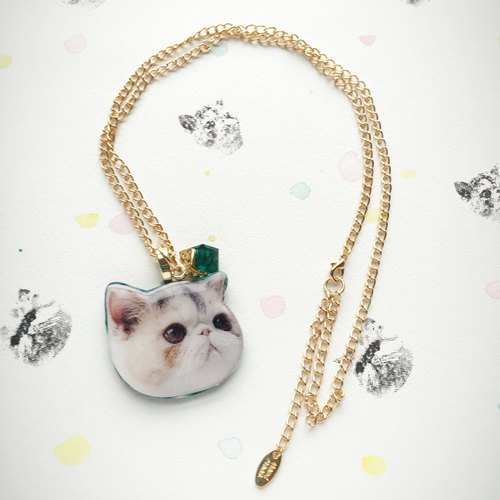 Happy Jojo meow Stardust Necklace