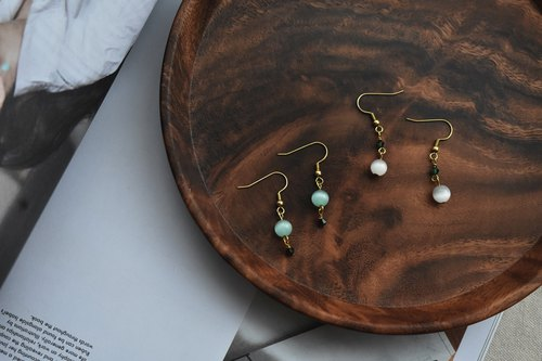 Handmade Earrings - Court