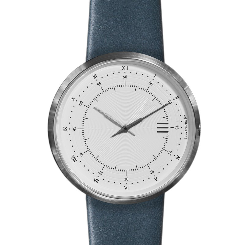 Nordic Swedish Design Watch SQ40 TRIVIUM TM-01