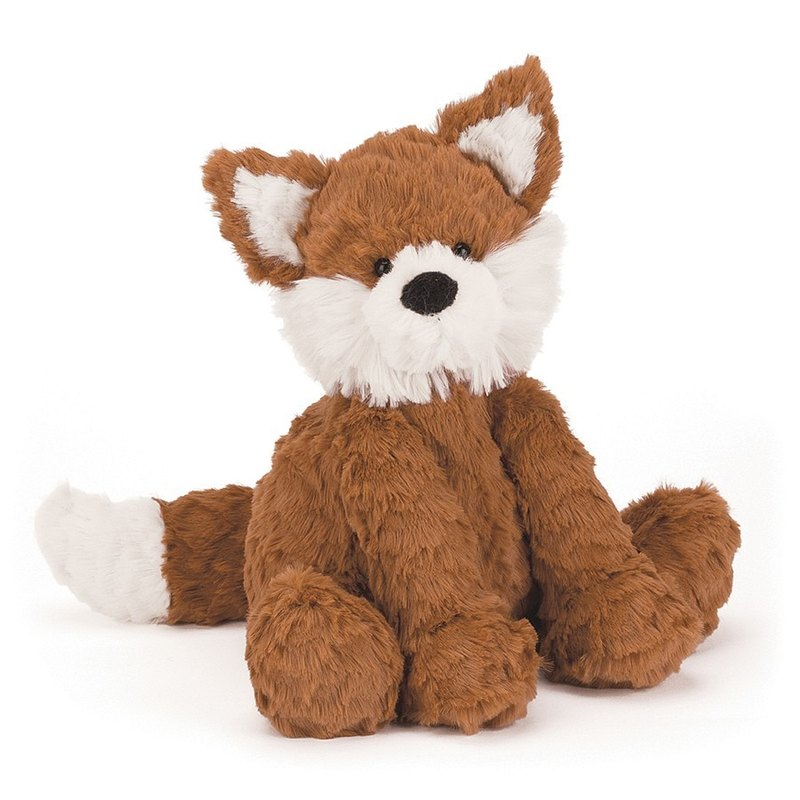 Jellycat Fuddlewuddle Fox 23cm 小狐狸