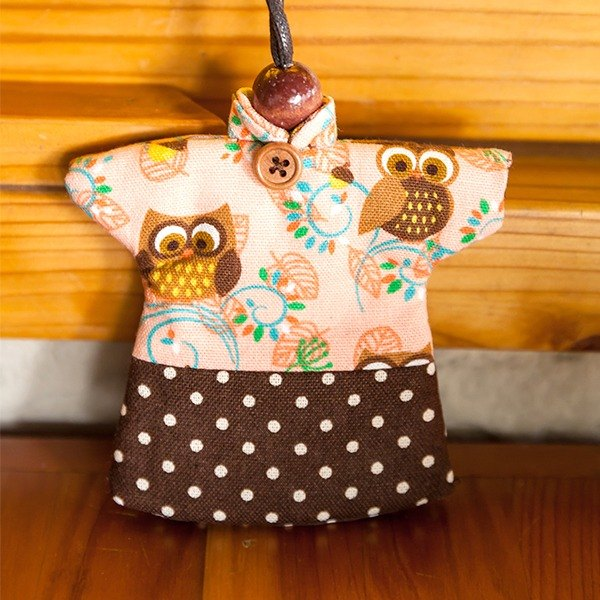 Le Sew than the rabbit LoveRabbit- Goo Goo Lu Lu owl Wallets - can house keys, clothes modeling, owls, little