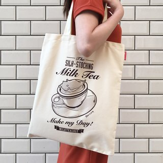 Stockings Tea Canvas Bag
