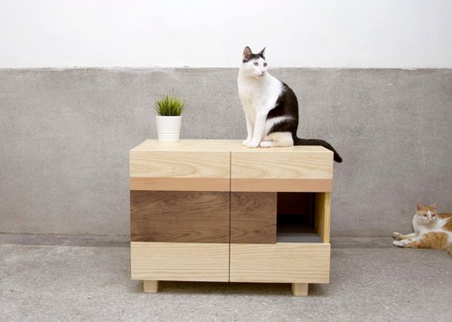 [Mao Furniture] Rudi Cabinet II