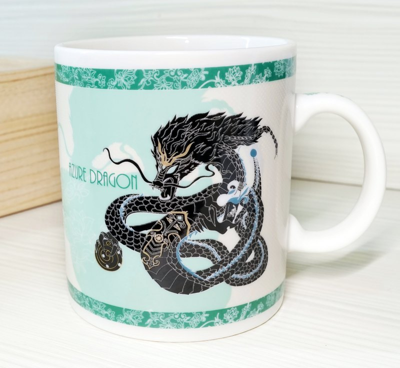 Cr8tive 4ever【Azure Dragon (MUG)】