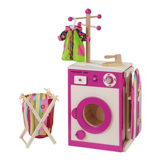 Every day, fragrant. Wooden toy washing machine