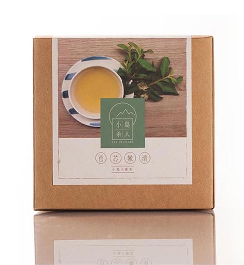 "Island tea ""Ballet core health tea"" tea bags into the # 20 Taiwan tea / SGS certification / Souvenir"