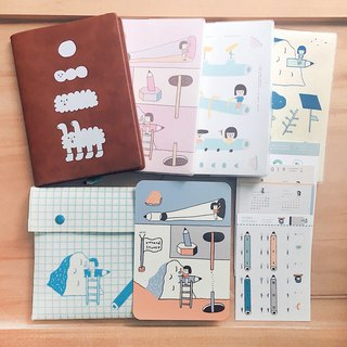 Schedule Book Set - Small
