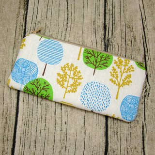 Large Zipper Pouch, Pencil Pouch, Gadget Bag, Cosmetic Bag (ZL-89)