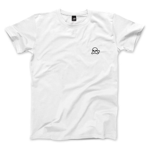 Seal - White - Unisex T-Shirt