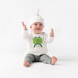 Frog Bio Organic cotton T-Shirt for Baby